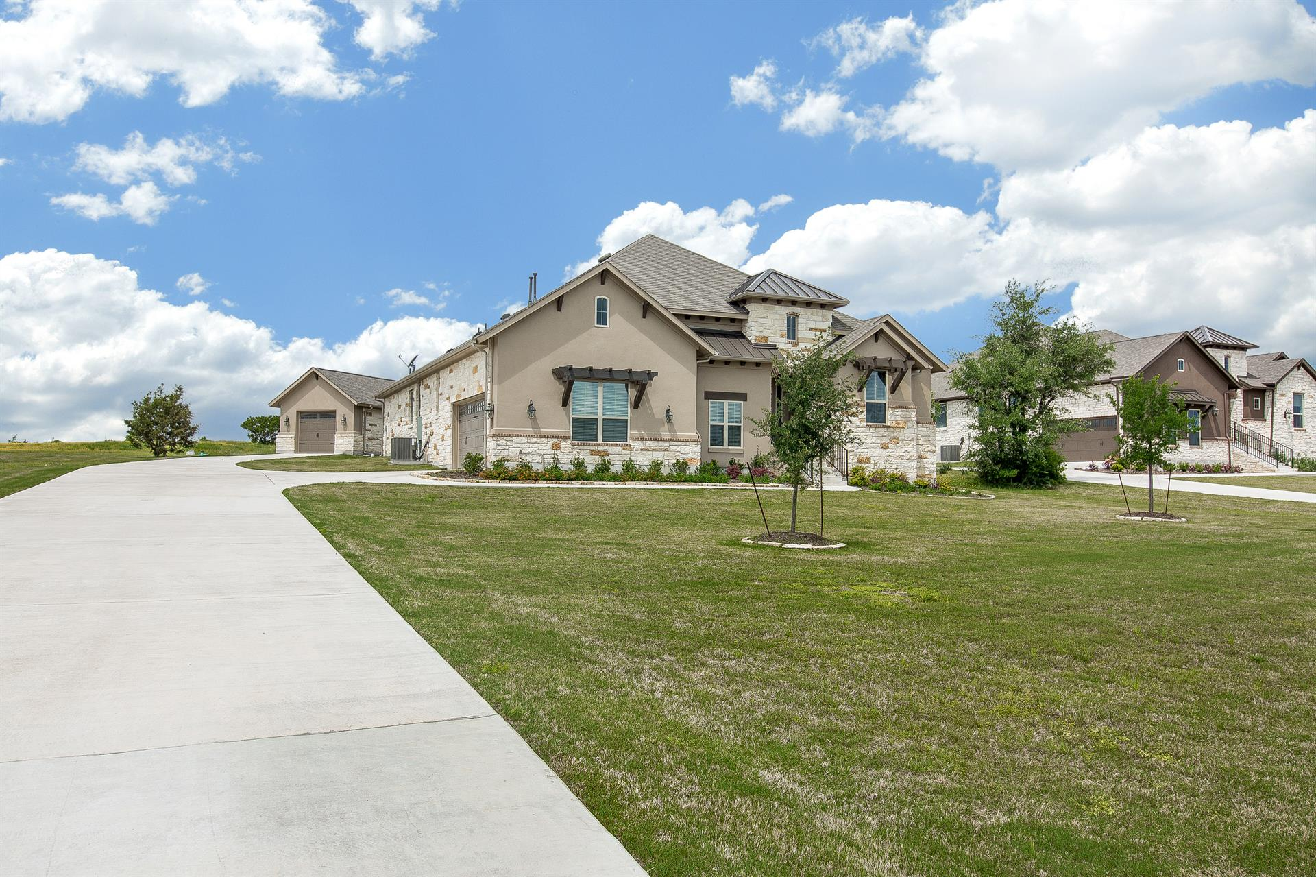 Residential for Sale at 210 Bluff Woods Drive 210 Bluff Woods Drive Driftwood, Texas 78619 United States