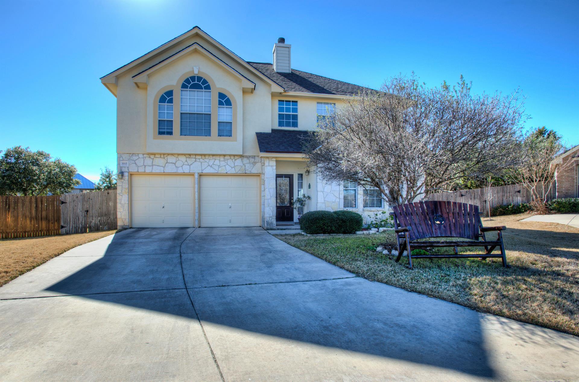 Residencial por un Venta en 602 Mesa Lane 602 Mesa Lane San Antonio, Texas 78258 Estados Unidos