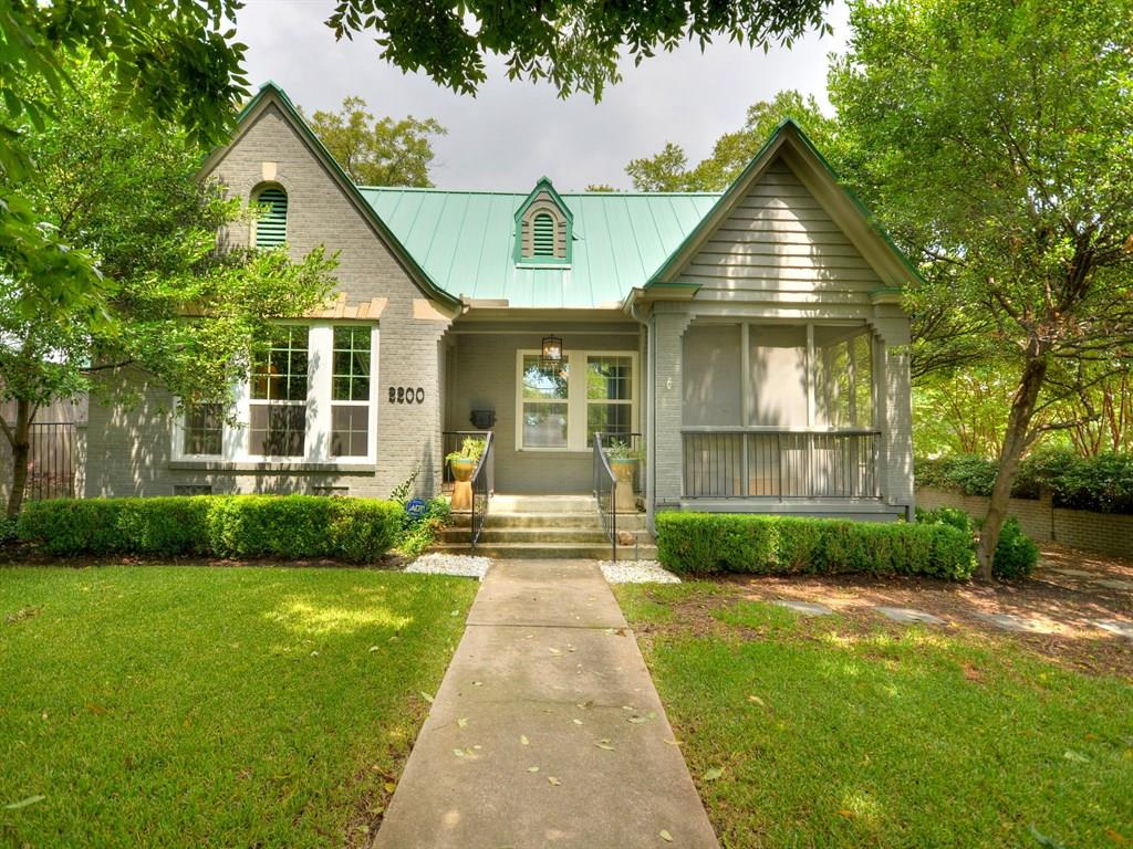 Residential for Sale at 2200 Bowman Avenue 2200 Bowman Avenue Austin, Texas 78703 United States