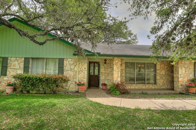 Residential for Sale at 103 Rusty Ln 103 Rusty Ln Boerne, Texas 78006 United States