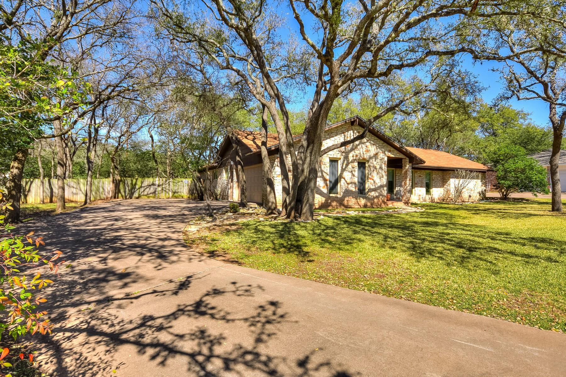 Residencial por un Alquiler en 1802 Stone Ridge Circle 1802 Stone Ridge Circle Austin, Texas 78746 Estados Unidos
