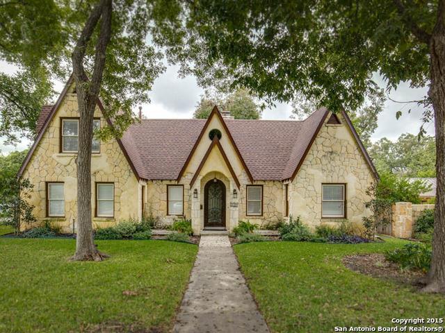 Residential for Sale at 302 College Blvd 302 College Blvd San Antonio, Texas 78209 United States