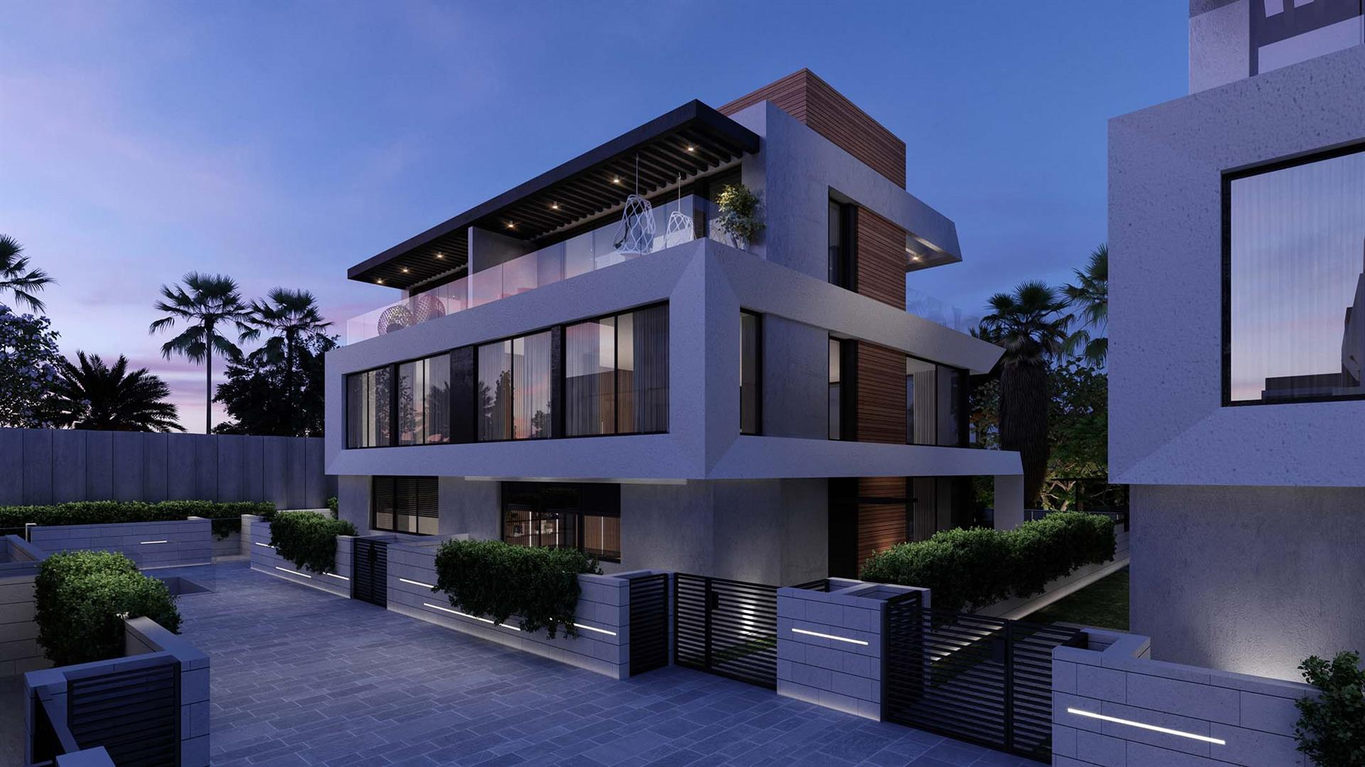 'Semi-Detached House' building or community at 'Project 26 Refidim 26 Tel Aviv, Israel 6998257 Israel'