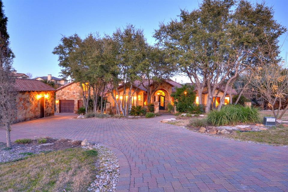 Additional photo for property listing at Spectacular Mediterranean Home 4801 Paraiso Pkwy Austin, Texas 78738 United States