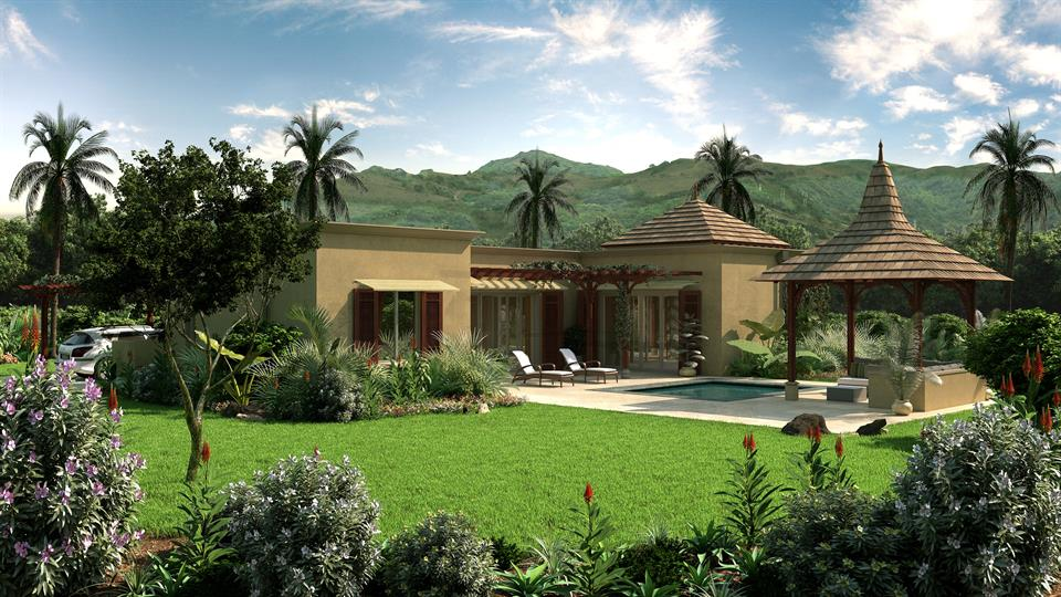 Additional photo for property listing at Vie Villas  Bel Ombre, Savanne 61002 Mauritius