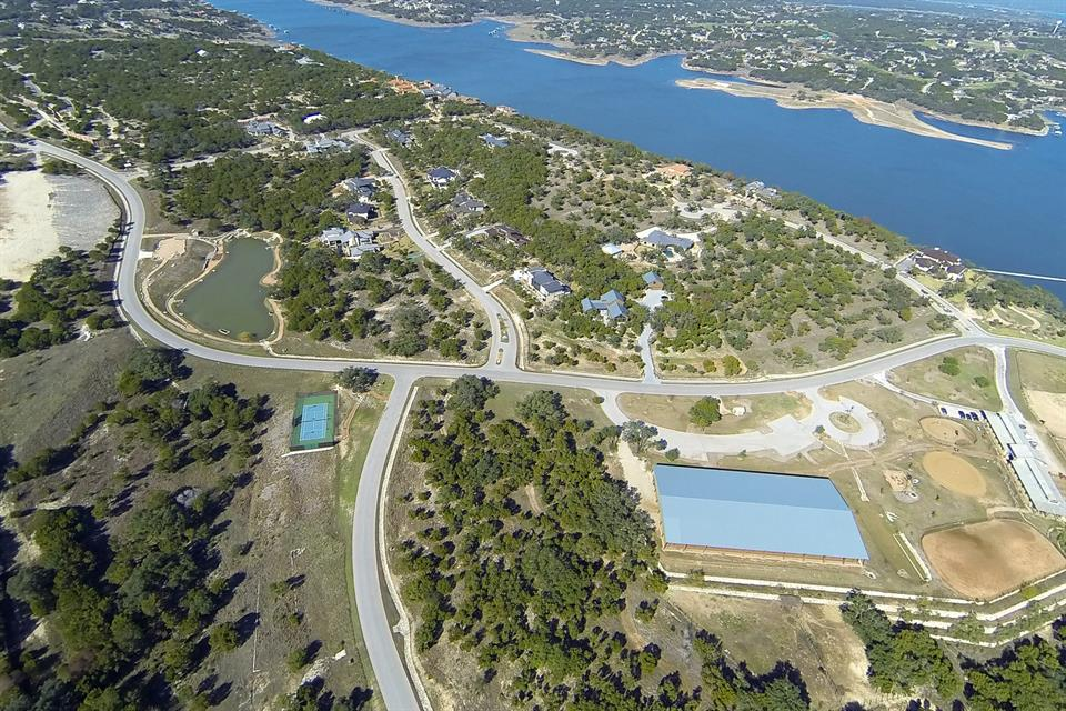 Additional photo for property listing at Waterfront Lot in The Reserve At Lake Travis 1900 Valentino Cv Spicewood, Texas 78669 United States