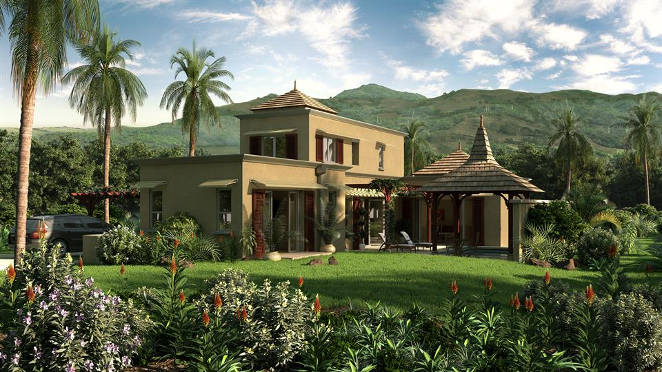 '' building or community at 'Vie Villas Bel Ombre, Savanne 61002 Mauritius'