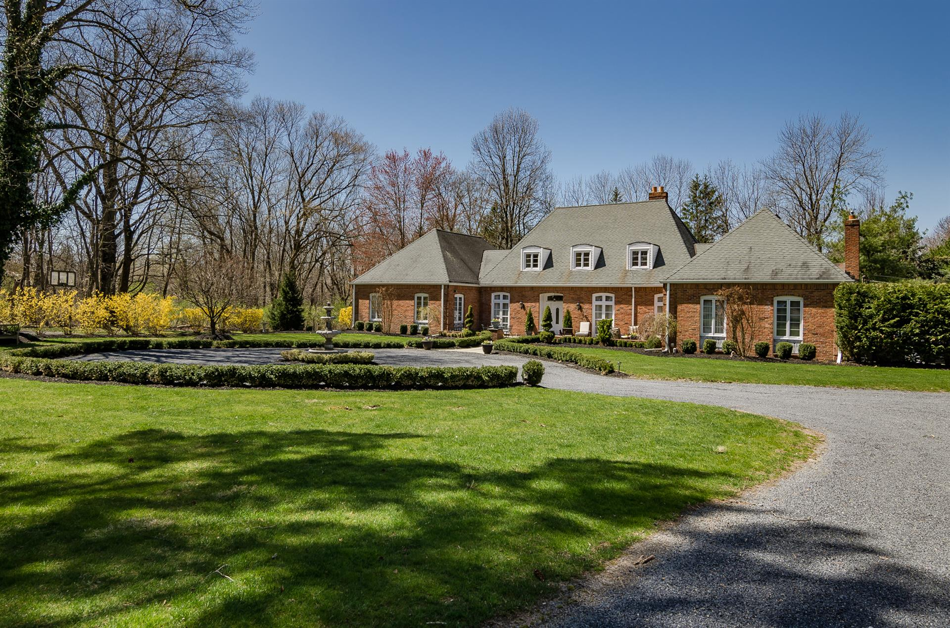 Additional photo for property listing at 3481 Lawrenceville Road  Princeton, New Jersey États-Unis