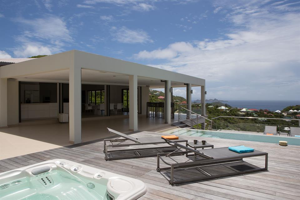 Single Family for Sale at Colombier Villa ATT Colombier, Cities In St. Barthelemy,97133 St. Barthelemy