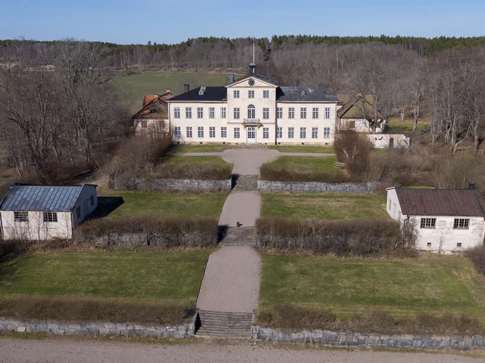 Estate for Sale at Östanå Castle Stockholm,18400 Sweden