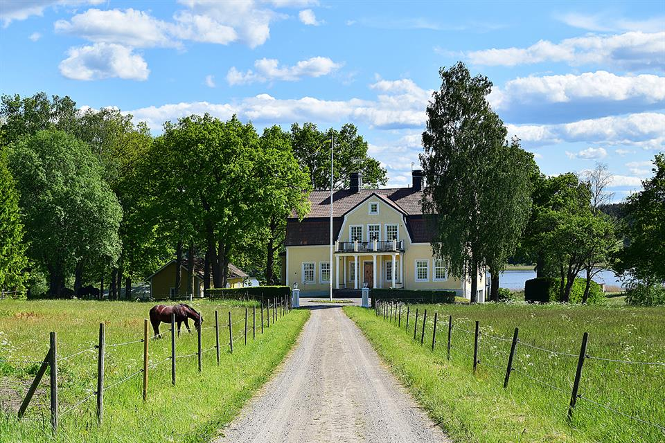 Estate for Sale at Håsta gård Strangnas, Sweden