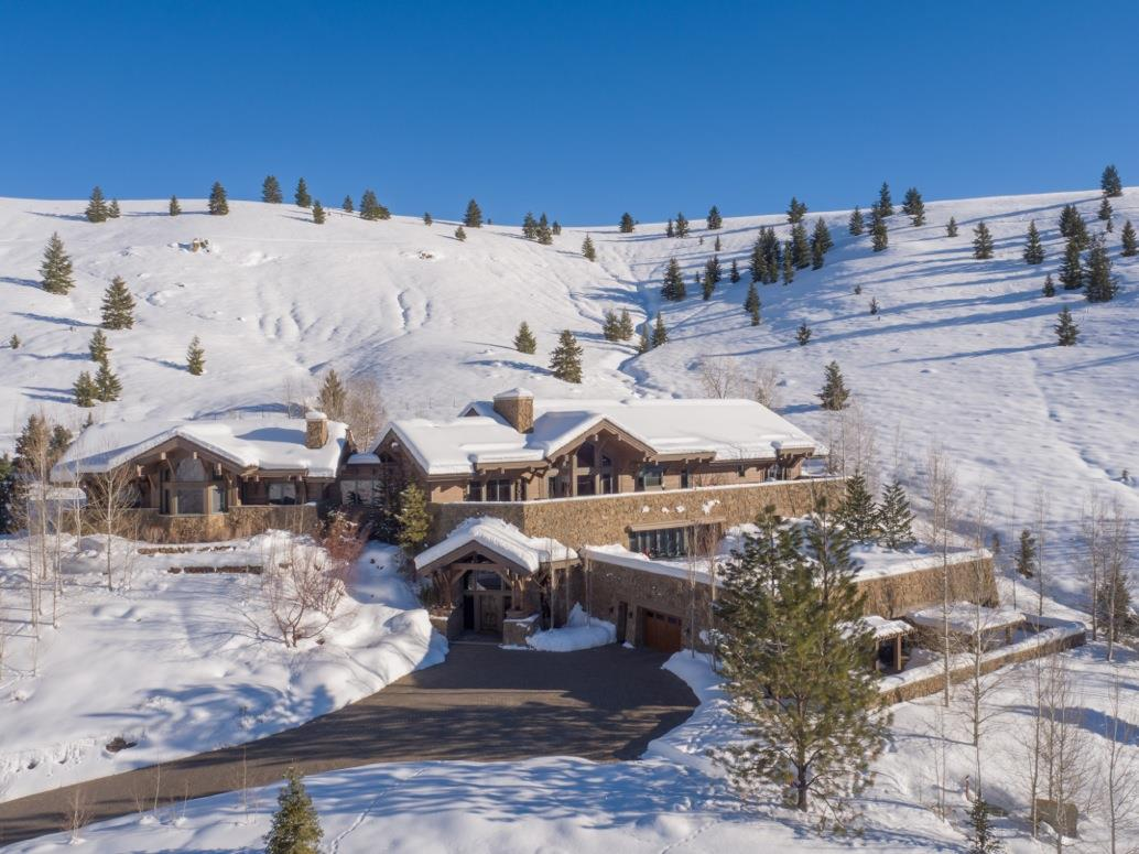 Single Family Home for Sale at Serenity Lodge Ketchum/Sun Valley Idaho Sun Valley, Idaho,83353 United States