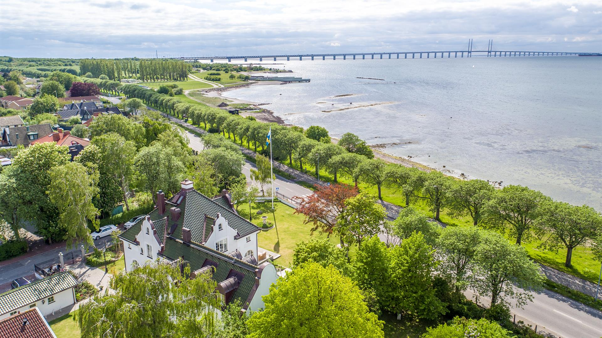 Villas / Townhouses for Sale at Villa Strand Skane, Sweden