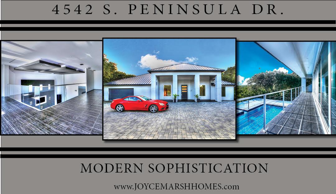 Additional photo for property listing at Modern and Sophisticated 4542 S. Peninsula Drive Daytona Beach, Флорида,32127 Соединенные Штаты
