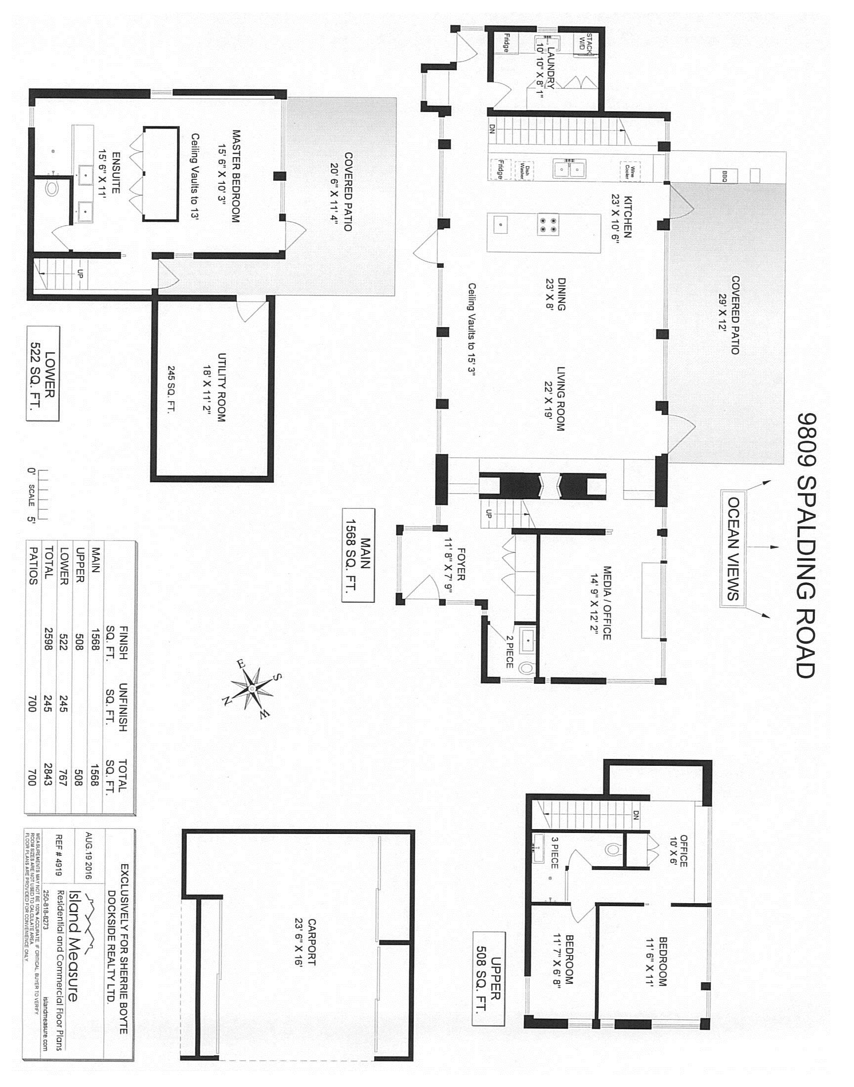 Additional photo for property listing at 9809 Spalding Rd Gulf Islands, Британская Колумбия,Канада
