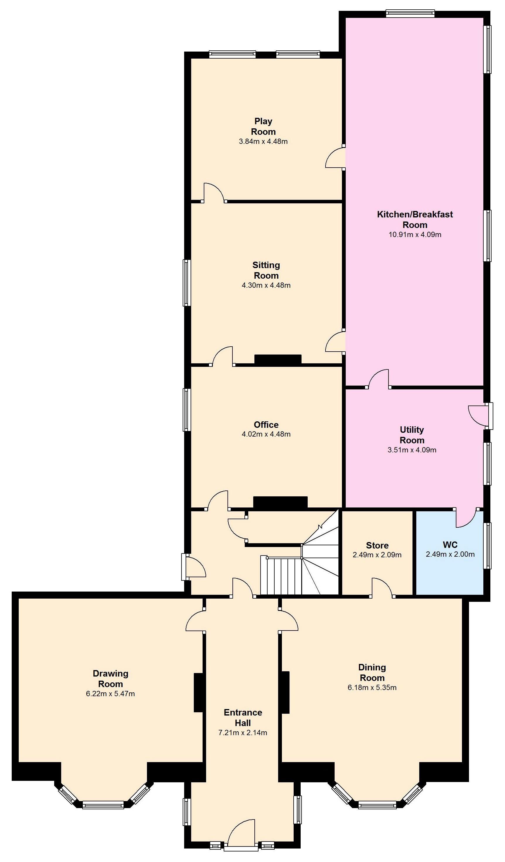 단독 가정 주택 용 매매 에 Kylebeag House, Pike Of Rushall, Portlaoise, Co. Laois Portlaoise, 아일랜드