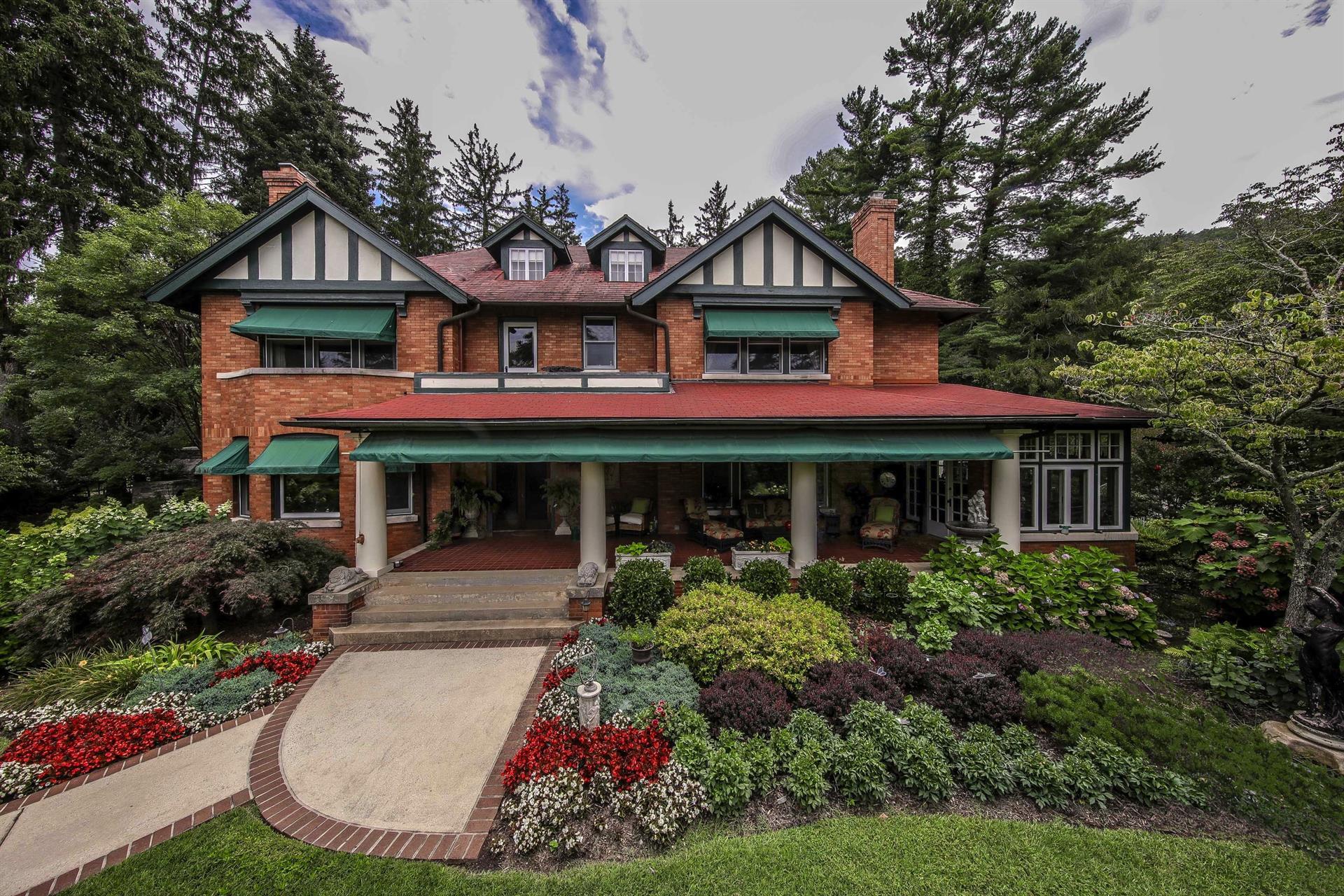 Einfamilienhaus für Verkauf beim Sunnyside - Grove Park Estate 173 Macon Avenue Asheville, North Carolina,28801 Vereinigte Staaten