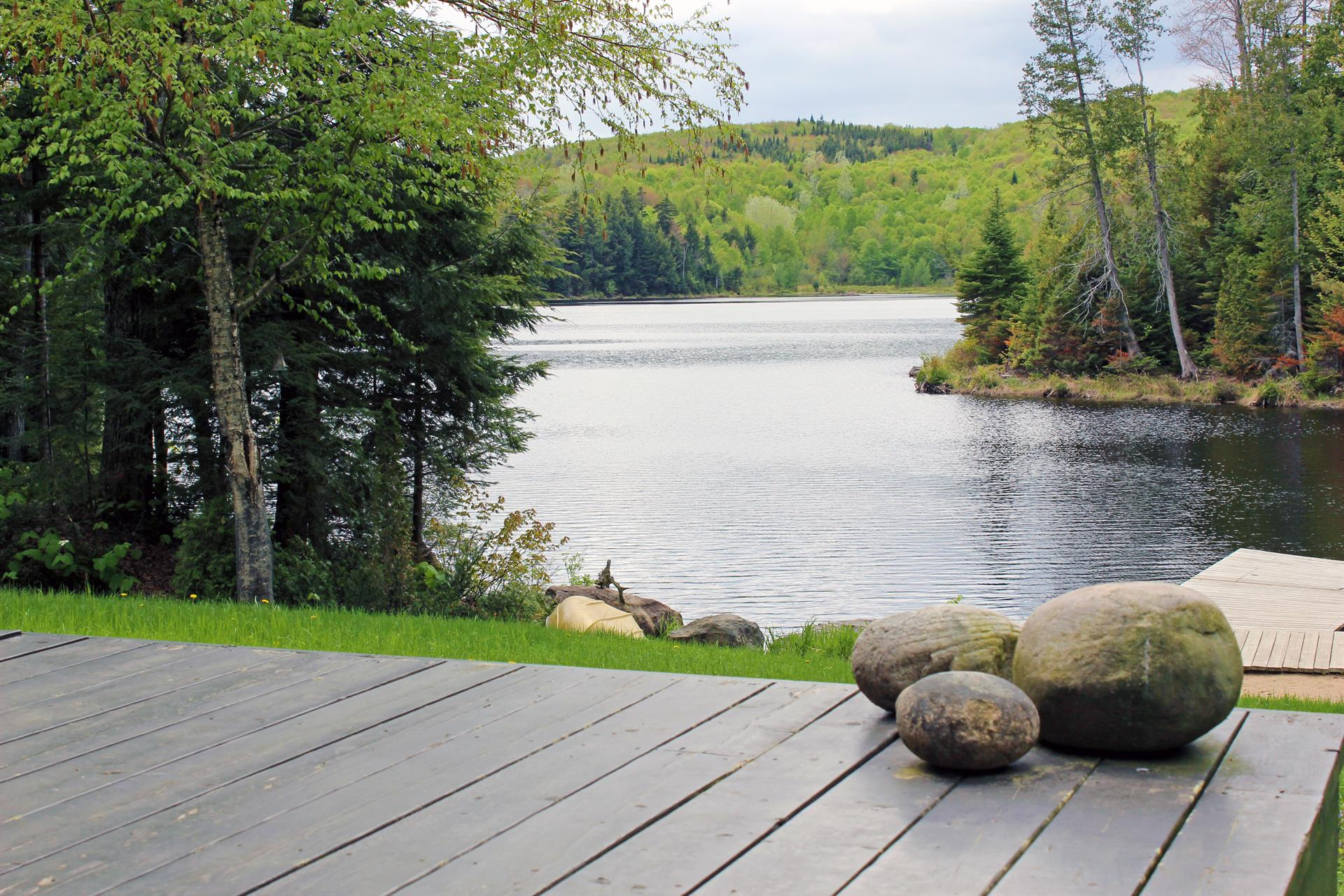 Single Family Home for Sale at Grandes-Piles,QC,Canada Grandes-Piles, Quebec,G0X1J0 Canada