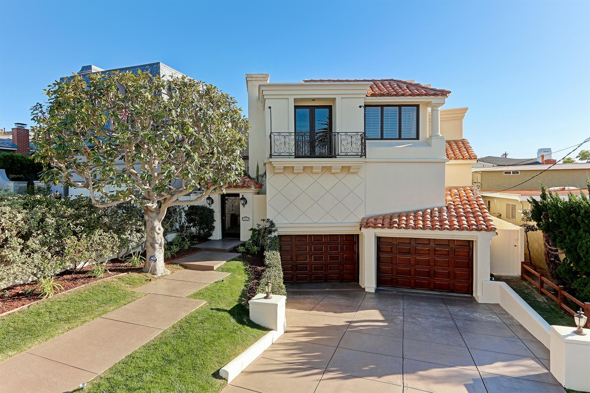 Additional photo for property listing at Panoramic Ocean Views 934 Duncan Manhattan Beach, California,90266 Estados Unidos