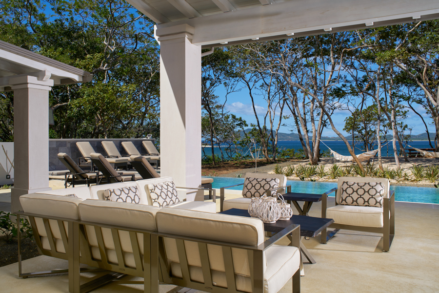 Additional photo for property listing at Oceanfront Estate Home in Gated Community Tamarindo, Costa Rica