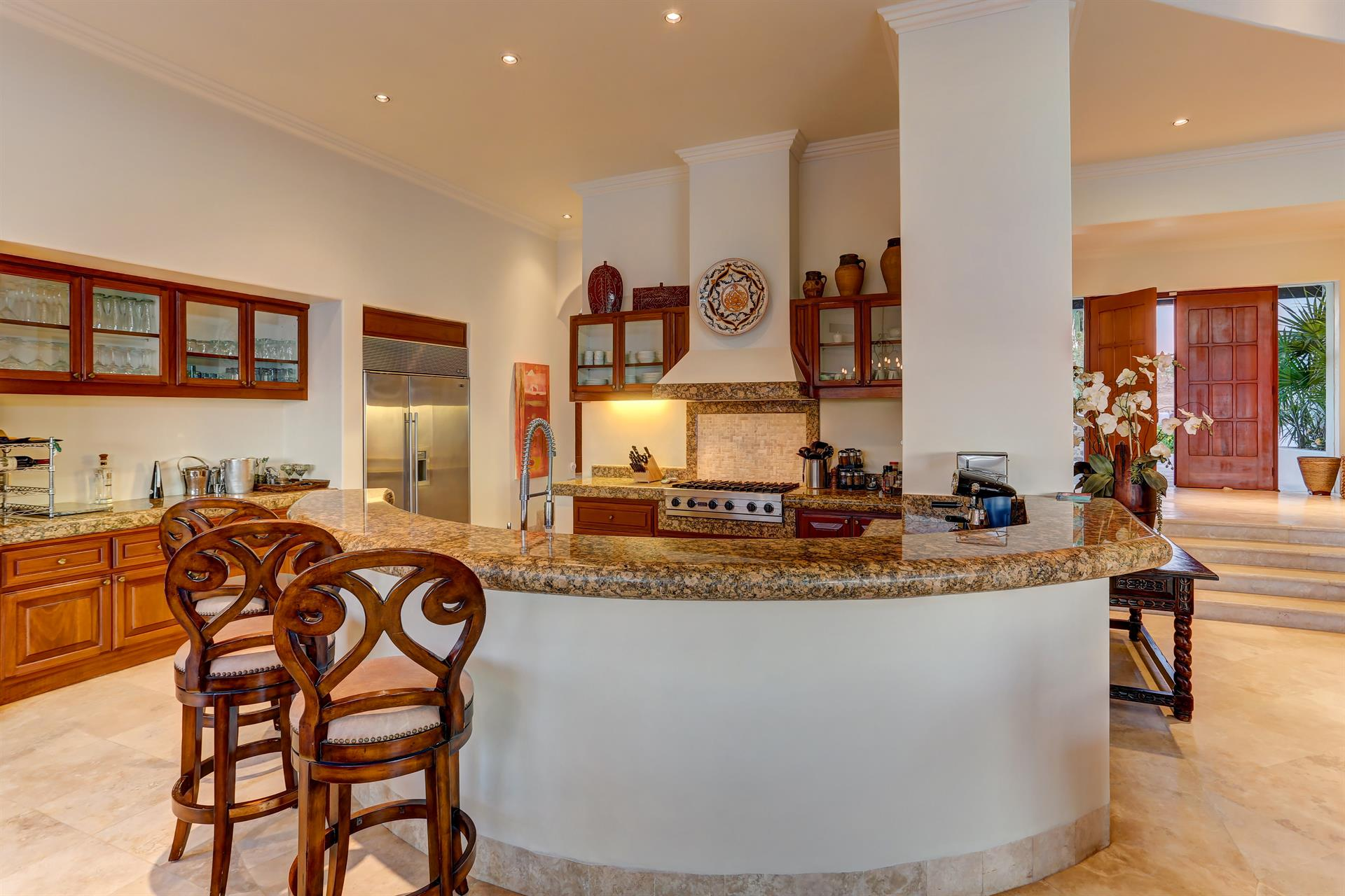 Additional photo for property listing at Casa de la Playa  San Jose Del Cabo, Baja California Sur,23406 Messico