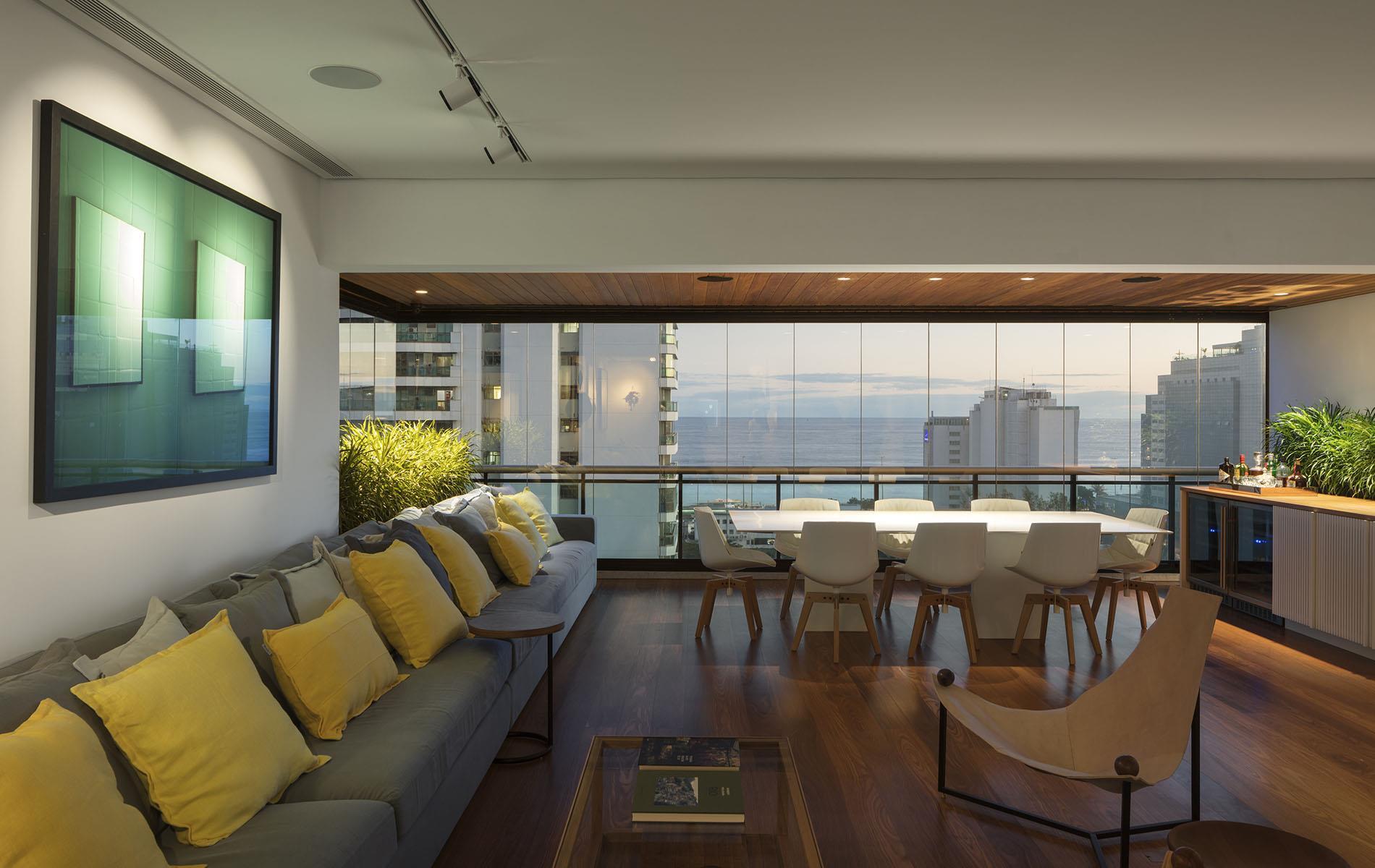 Residence/Apartment for Sale at Outstanding penthouse in Rio de Janeiro 5200 Lucio da Costa Ave, Rio de Janeiro, Rio de Janeiro,22630-012 Brazil