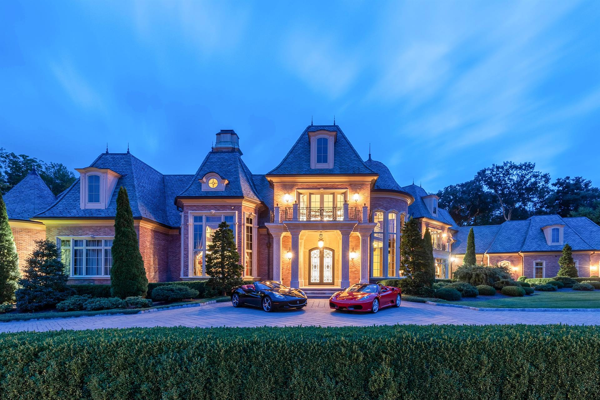 Single Family Home for Sale at Ramapo Mountain Estate, Mahwah, New Jersey Mahwah, New Jersey 07430 United States