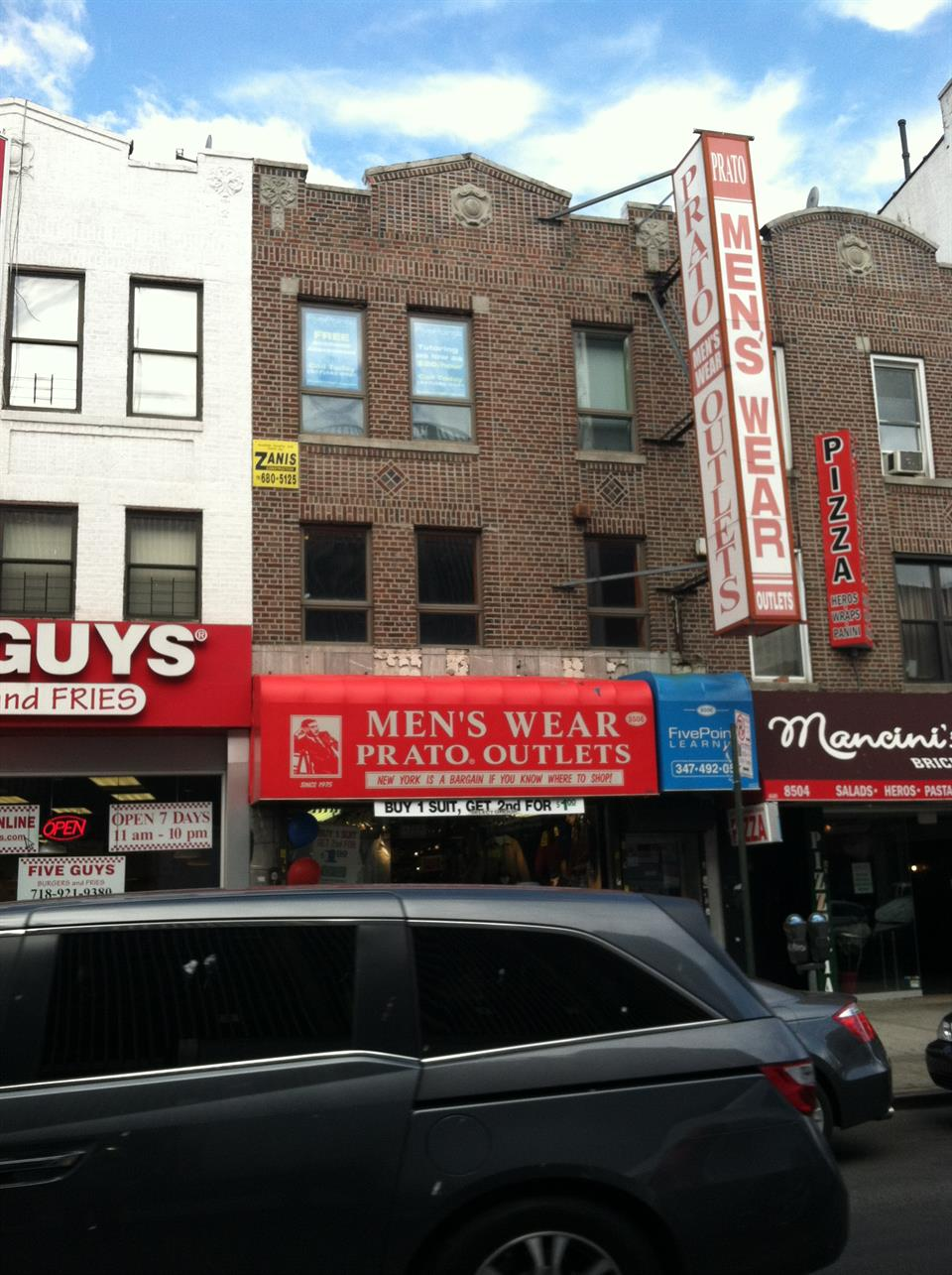 Commercial for Rent at 5th Ave Between 84th & 85th St. Brooklyn, New York 11209 United States