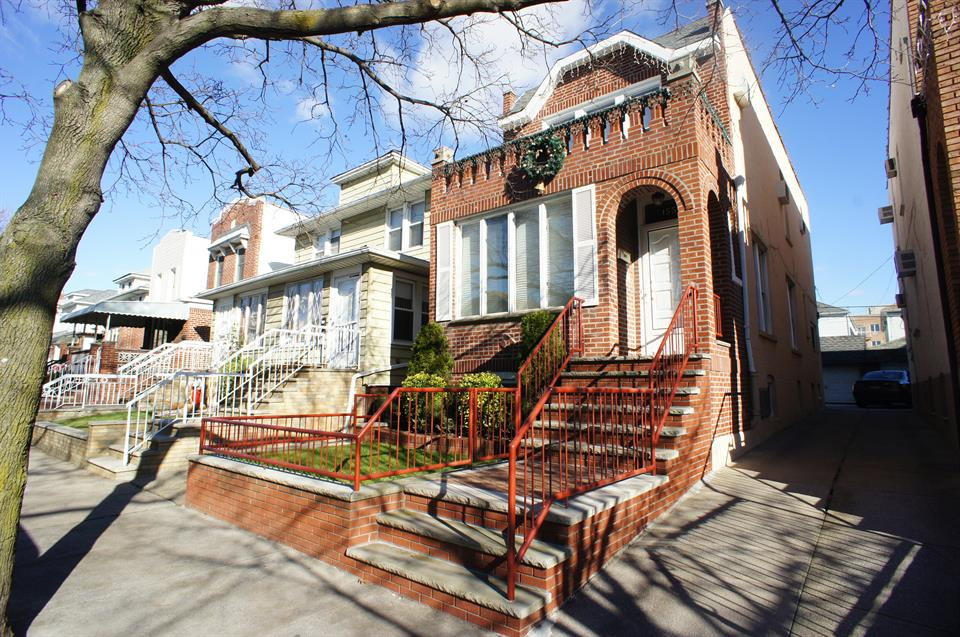House for Sale at 1551 West 5th Street Gravesend, Brooklyn, New York United States