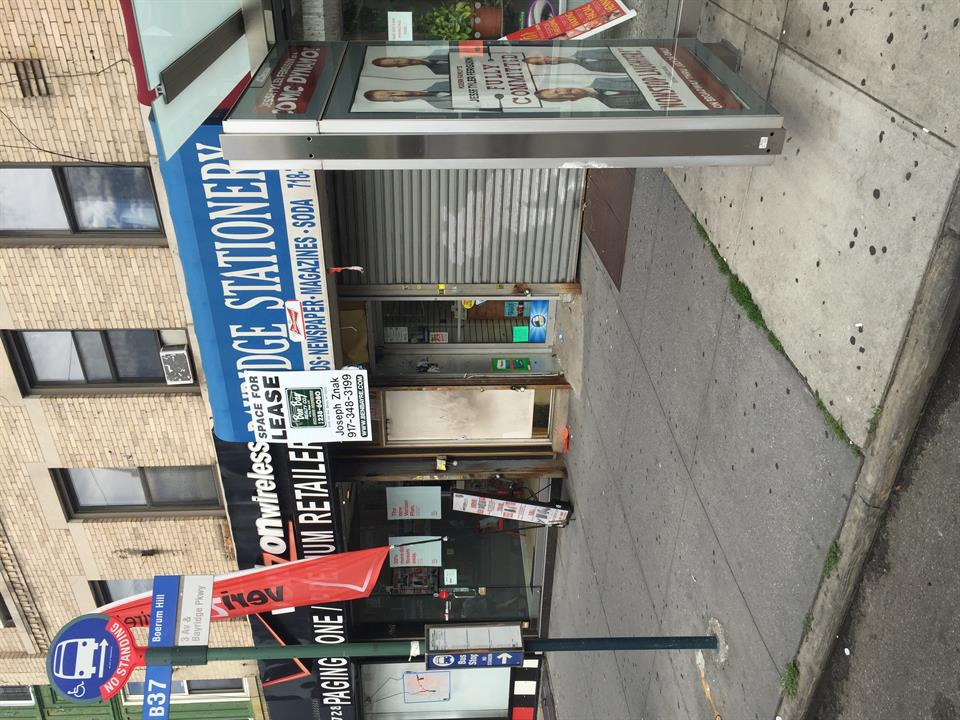 Retail - Commercial for Rent at 7411 3 Ave Brooklyn Ny 11209 Brooklyn, New York 11209 United States
