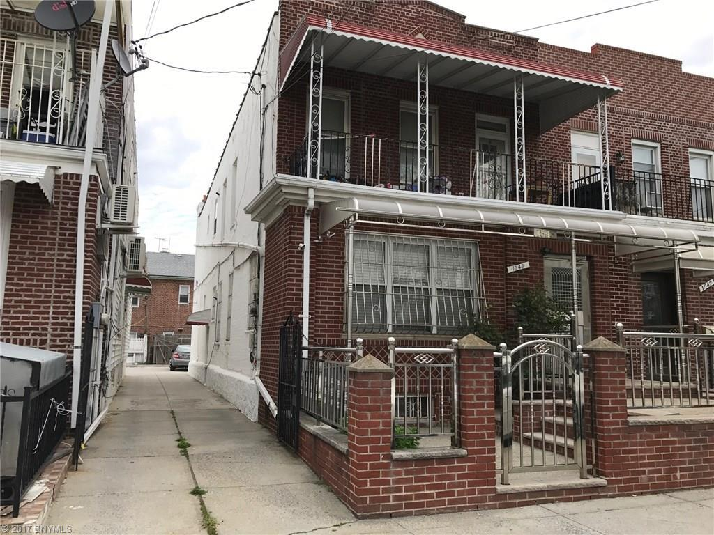 Multi Family for Sale at 1543 Benson Avenue Brooklyn, New York 11228 United States