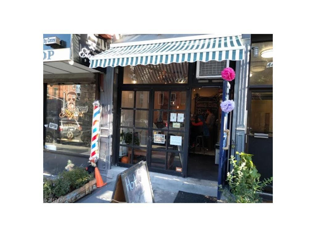 Business for Sale at 447 7th Avenue Brooklyn, New York 11215 United States