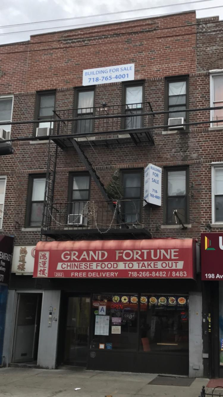 Income Property for Sale at 202 Avenue U Brooklyn, New York 11223 United States