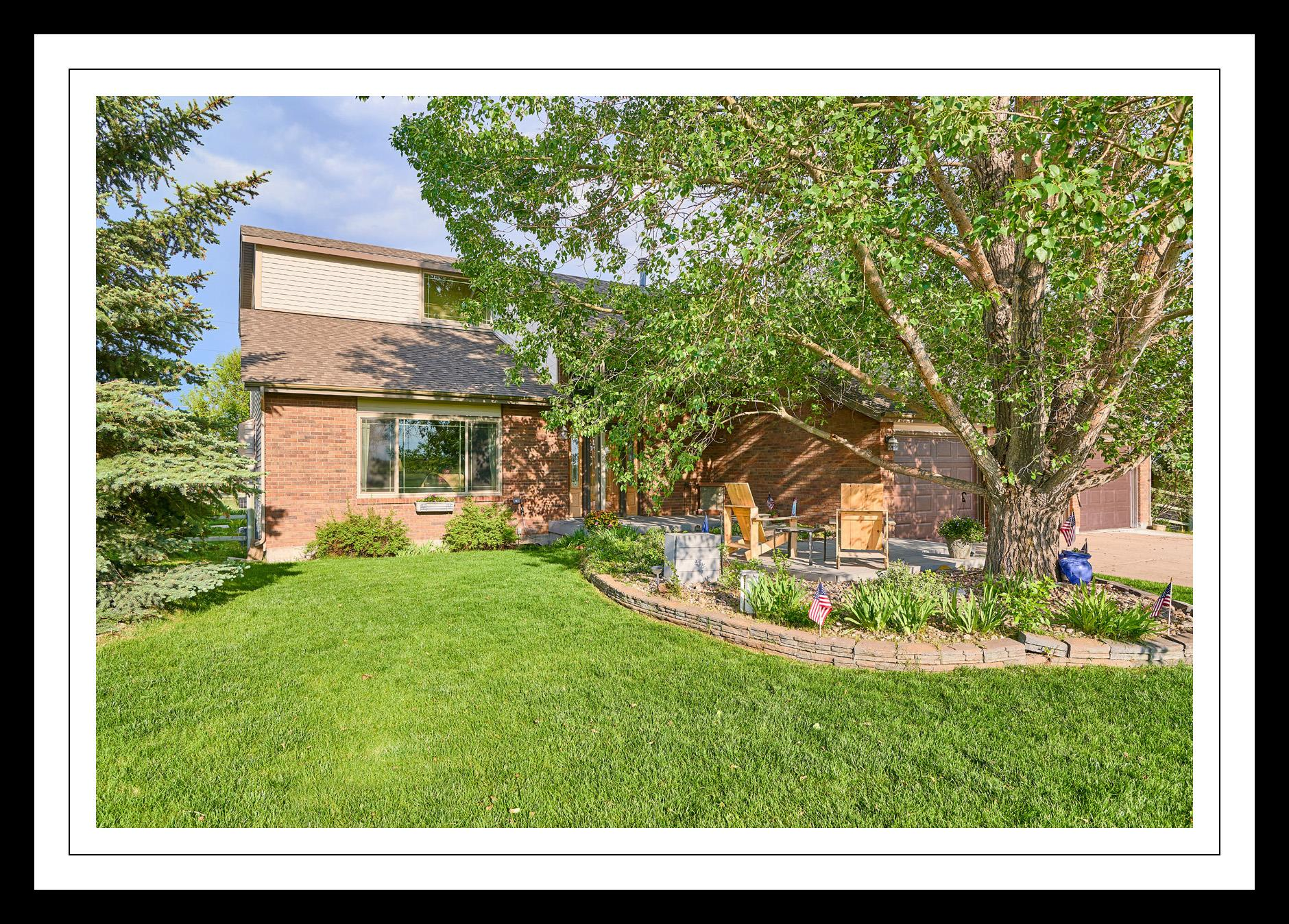Single Family Home for Sale at 10003 Carbine Trl Cheyenne, Wyoming United States