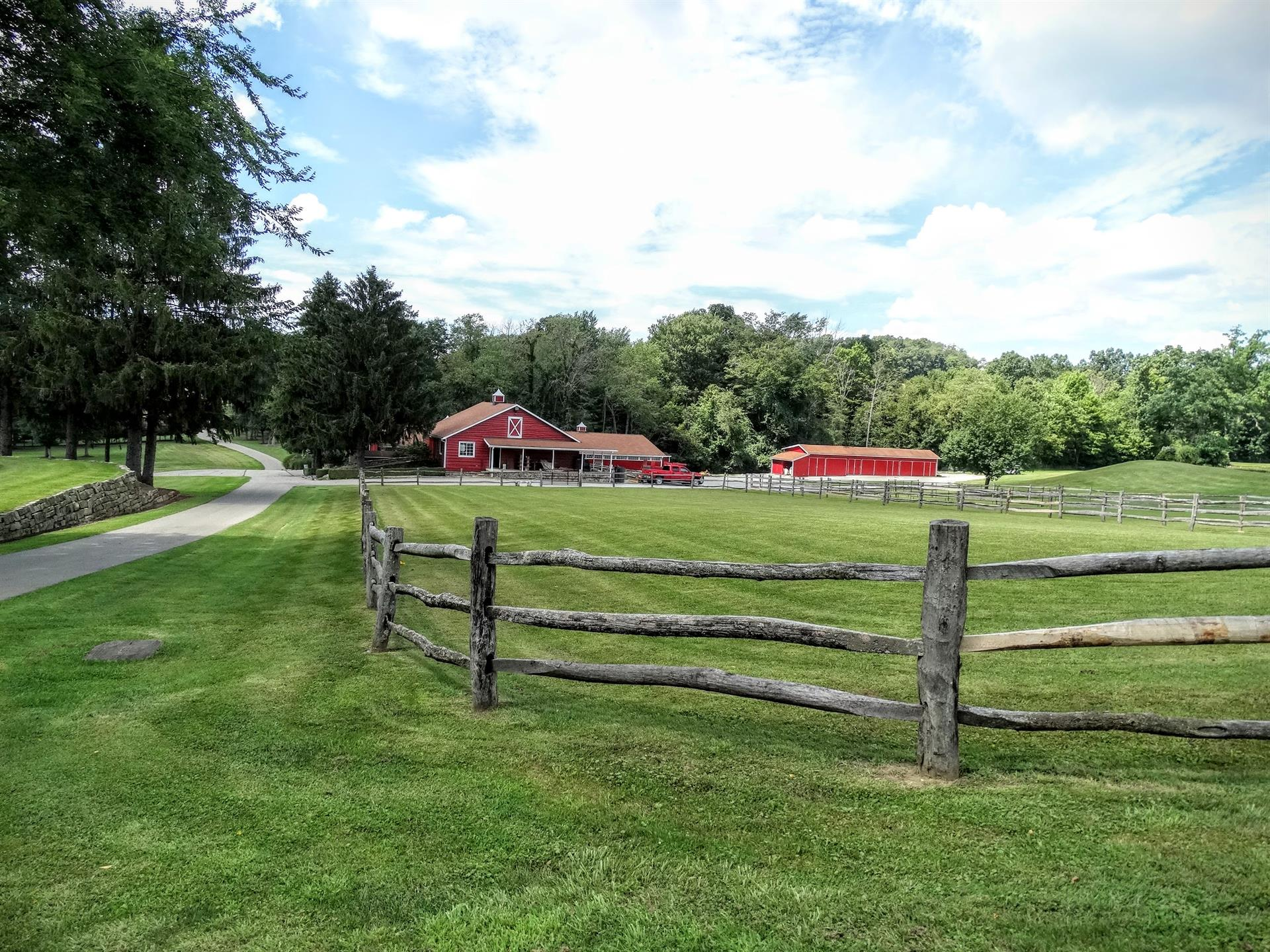 South Equestrian Property