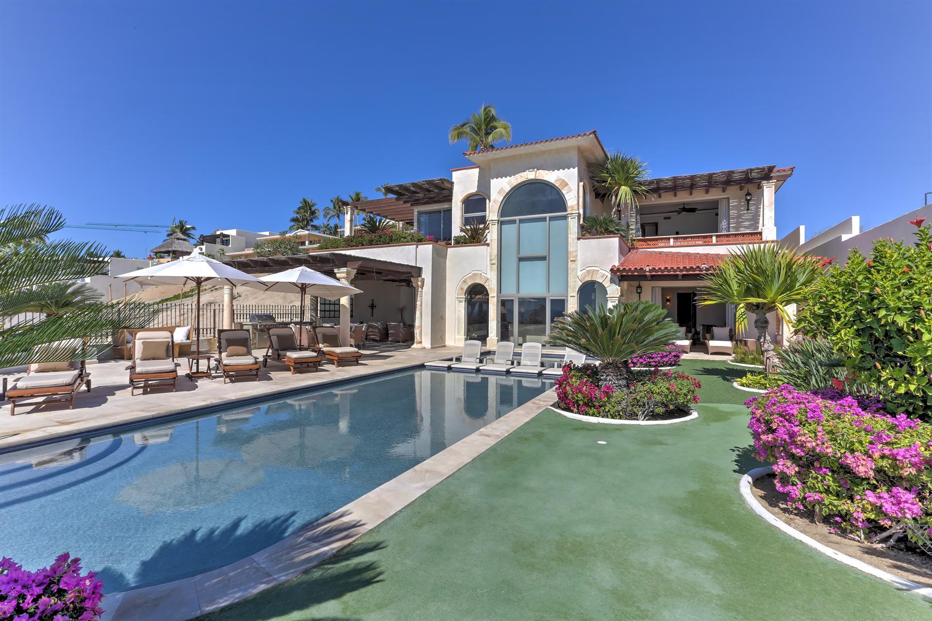 Casa Bella Vista A Luxury Home For Sale In San Jose Del