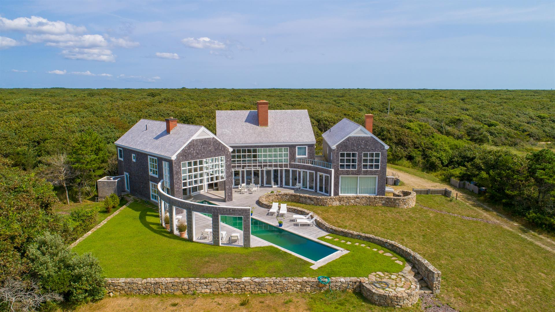 Miraculous Homers Pond Majestic Marthas Vineyard Oceanfront Paradise A Luxury Home For Sale In West Tisbury Marthas Vineyard Dukes County Massachusetts Interior Design Ideas Gentotryabchikinfo