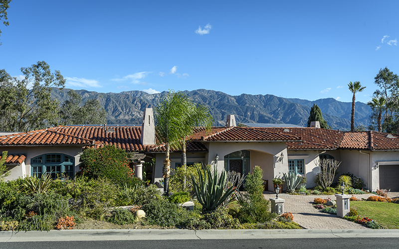 La Canada Flintridge Real Estate and Homes for Vente | Christie\'s ...