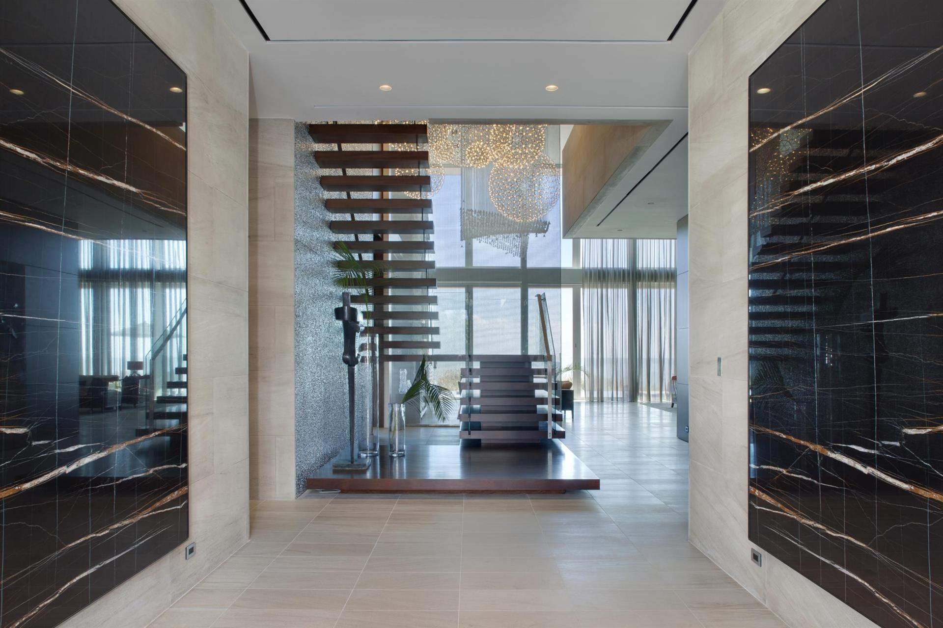 Oceanfront Modern Marvel: a luxury home for sale in Vero Beach ...