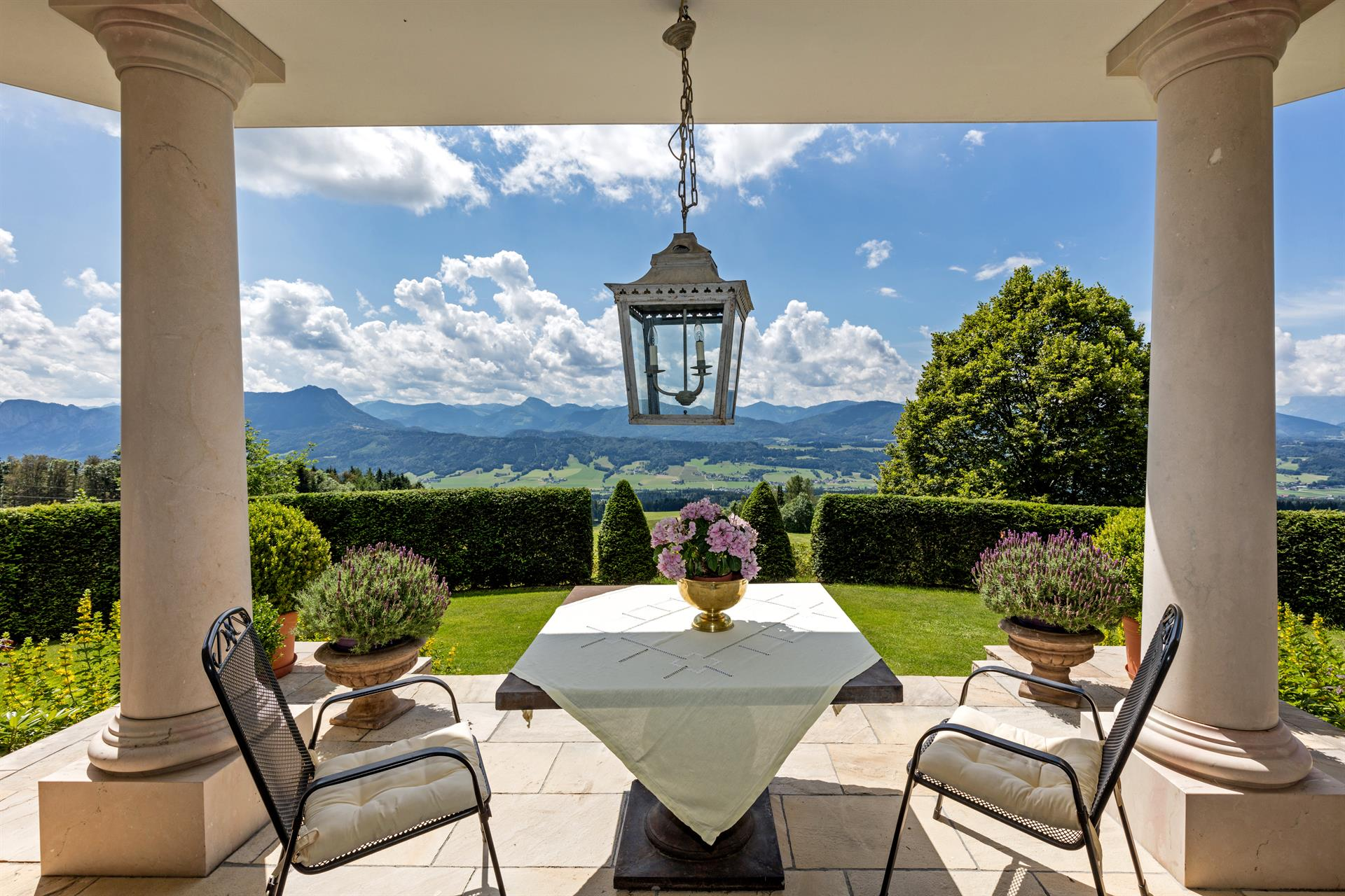 Magnificent Views: a luxury home for sale in , Salzburg ...