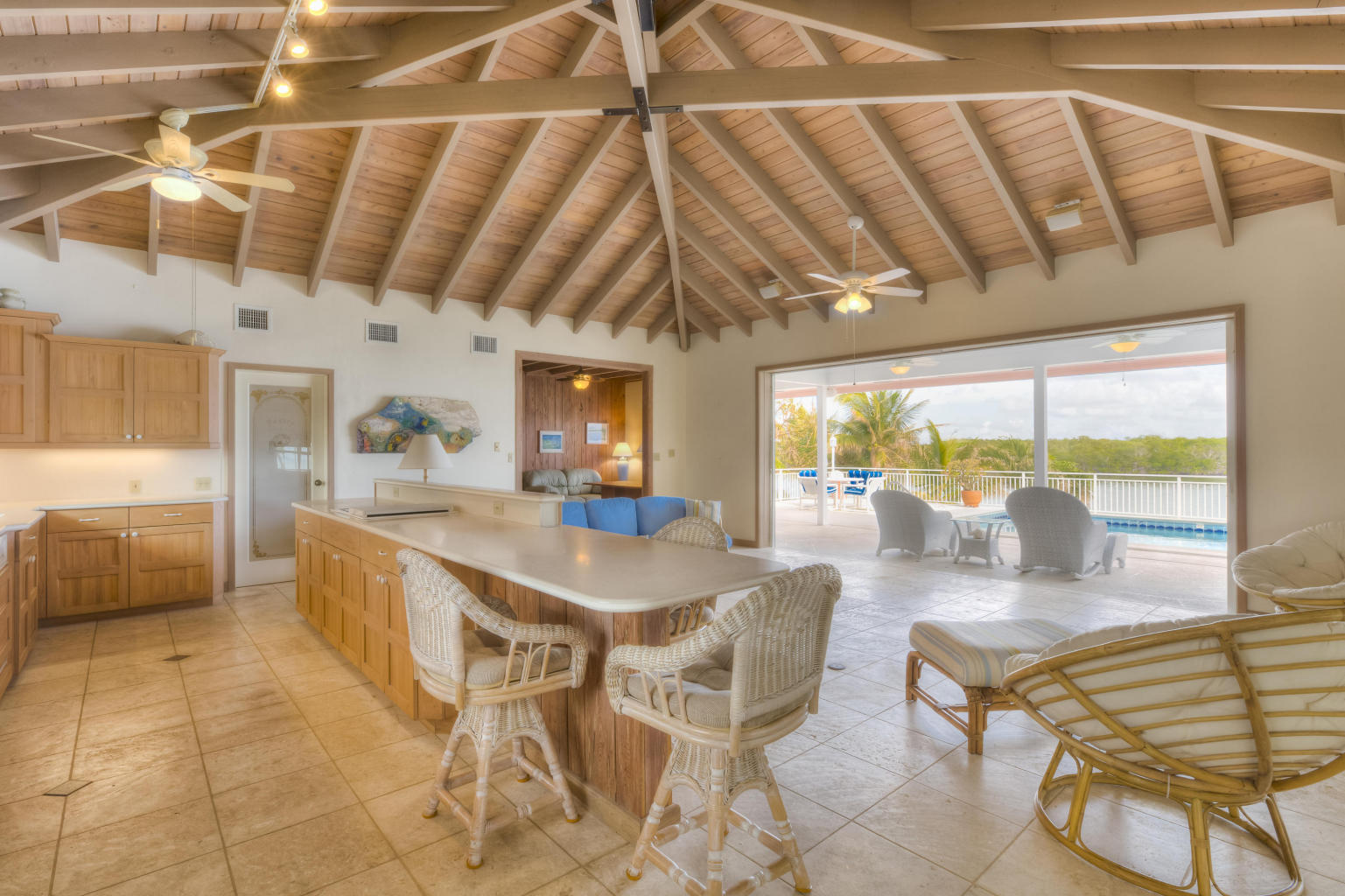 Oceanfront Islamorada Oasis with Dockage and Pool: a ...