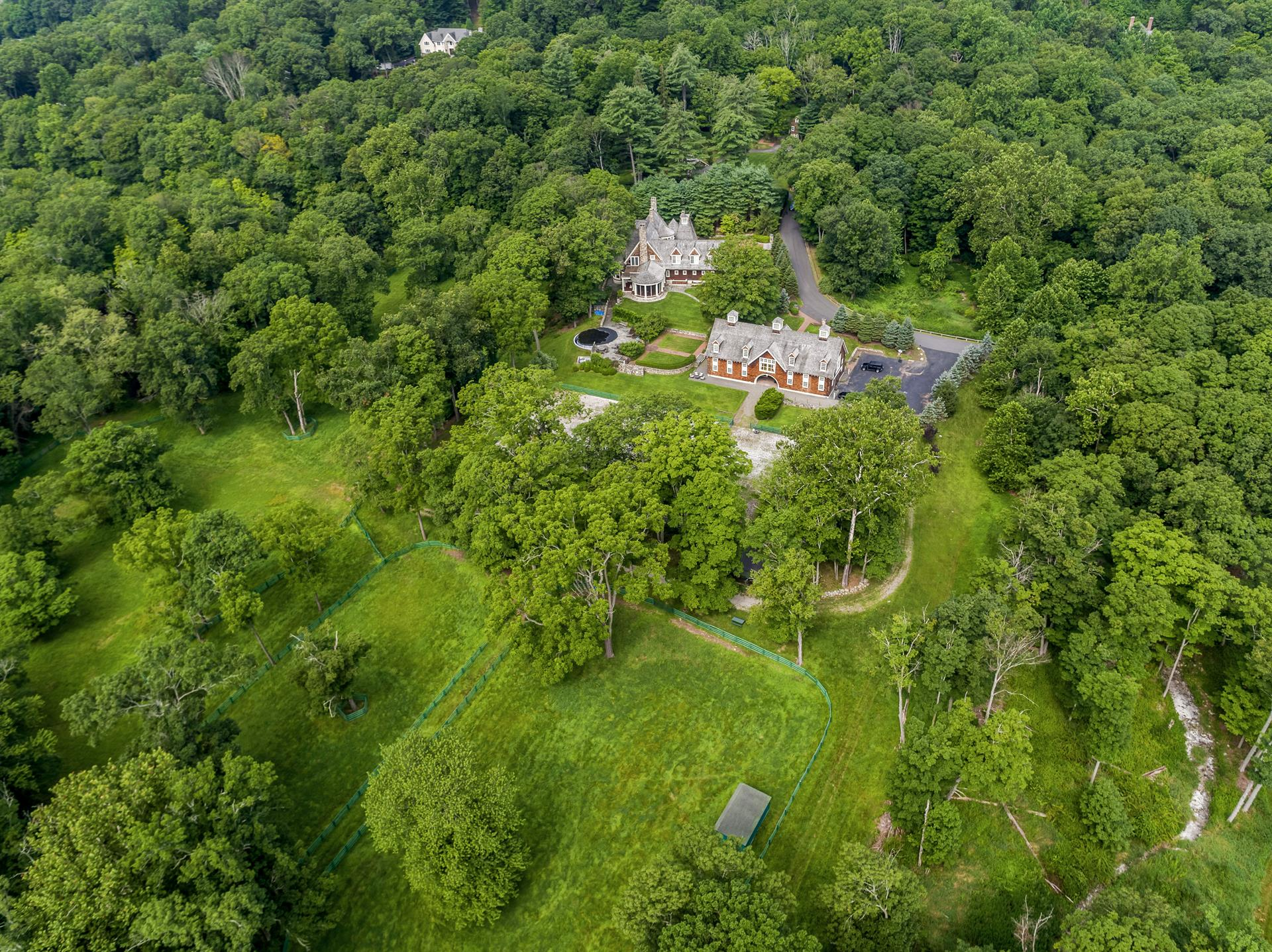 23 Acre Riverfront Equestrian Estate A Luxury Home For