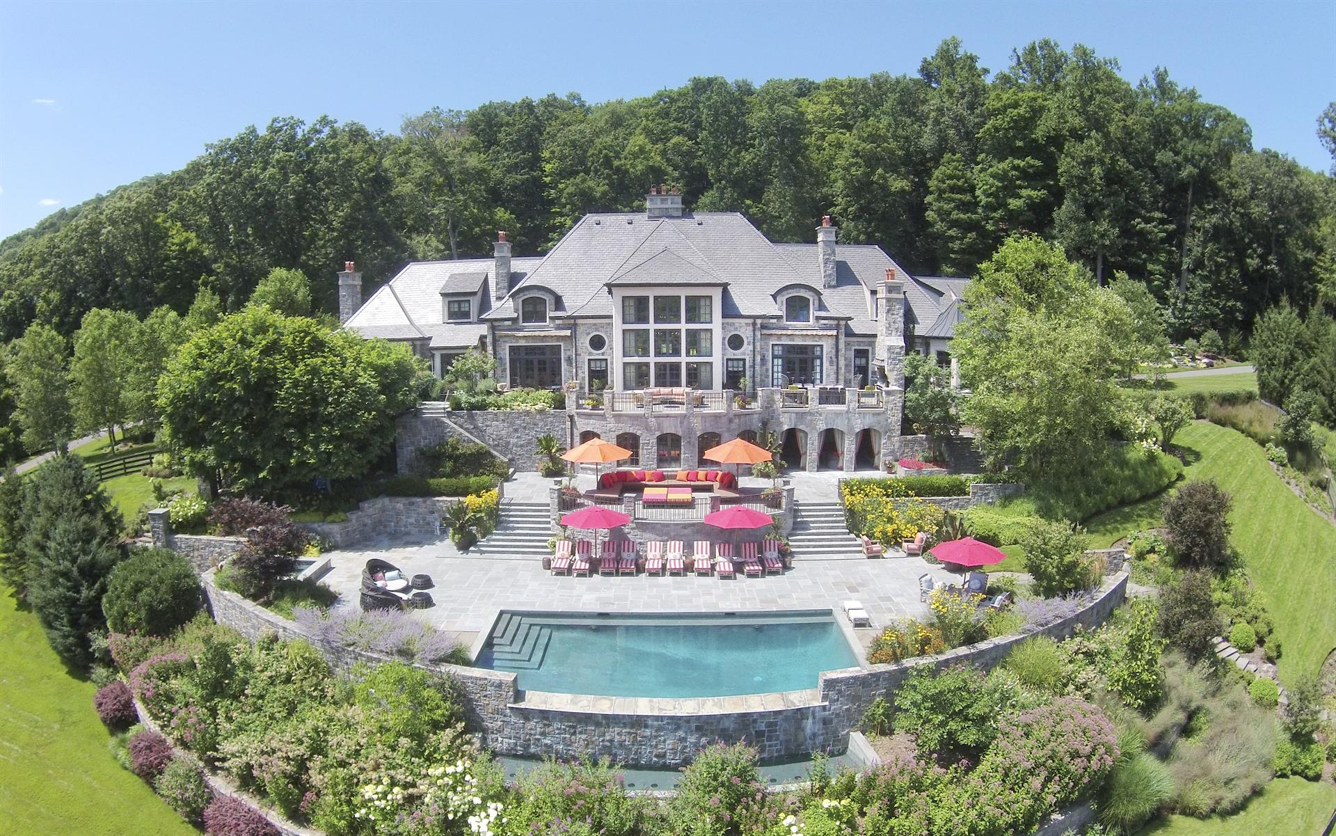 Luxury estate usa