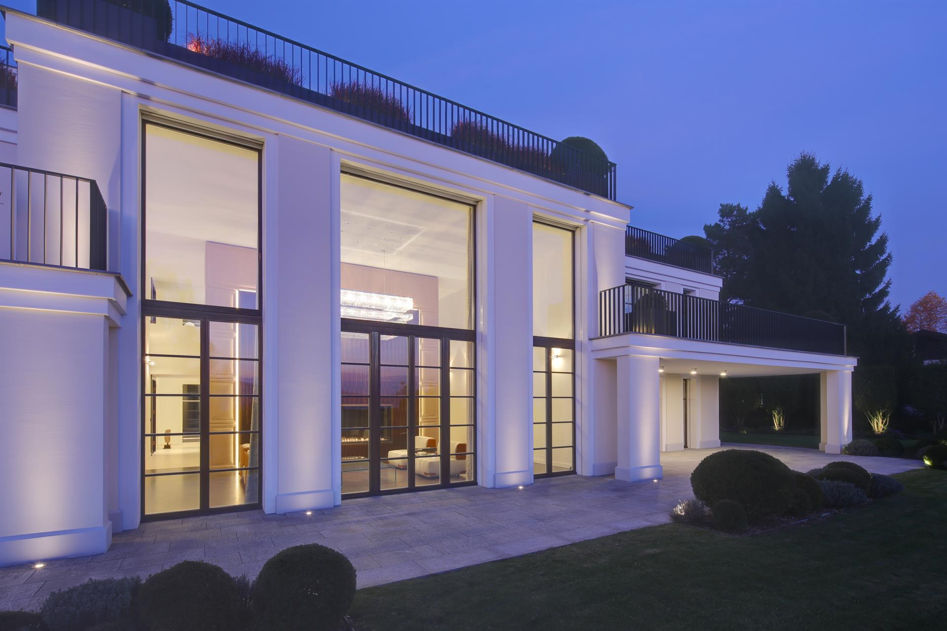 Estate For Sale At Luxury Villa   Herrliberg Herrliberg, Switzerland