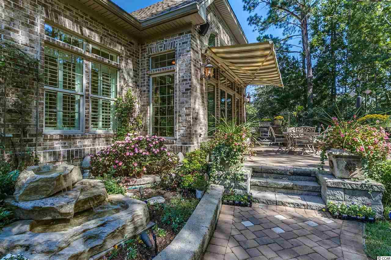 Heritage Plantation A Luxury Home For Sale In Pawleys