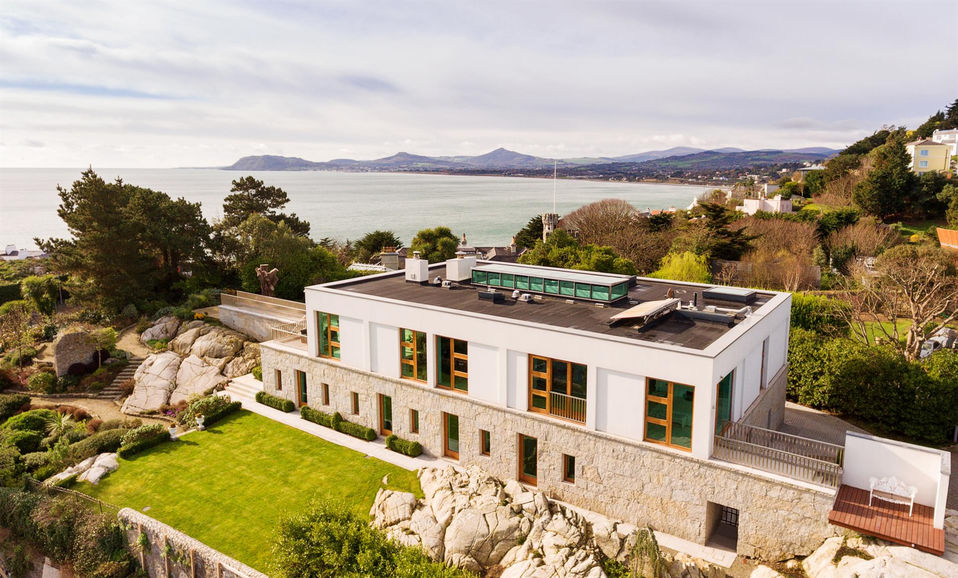 Single Family Home For Sale At Mount Alverno Dalkey, Ireland