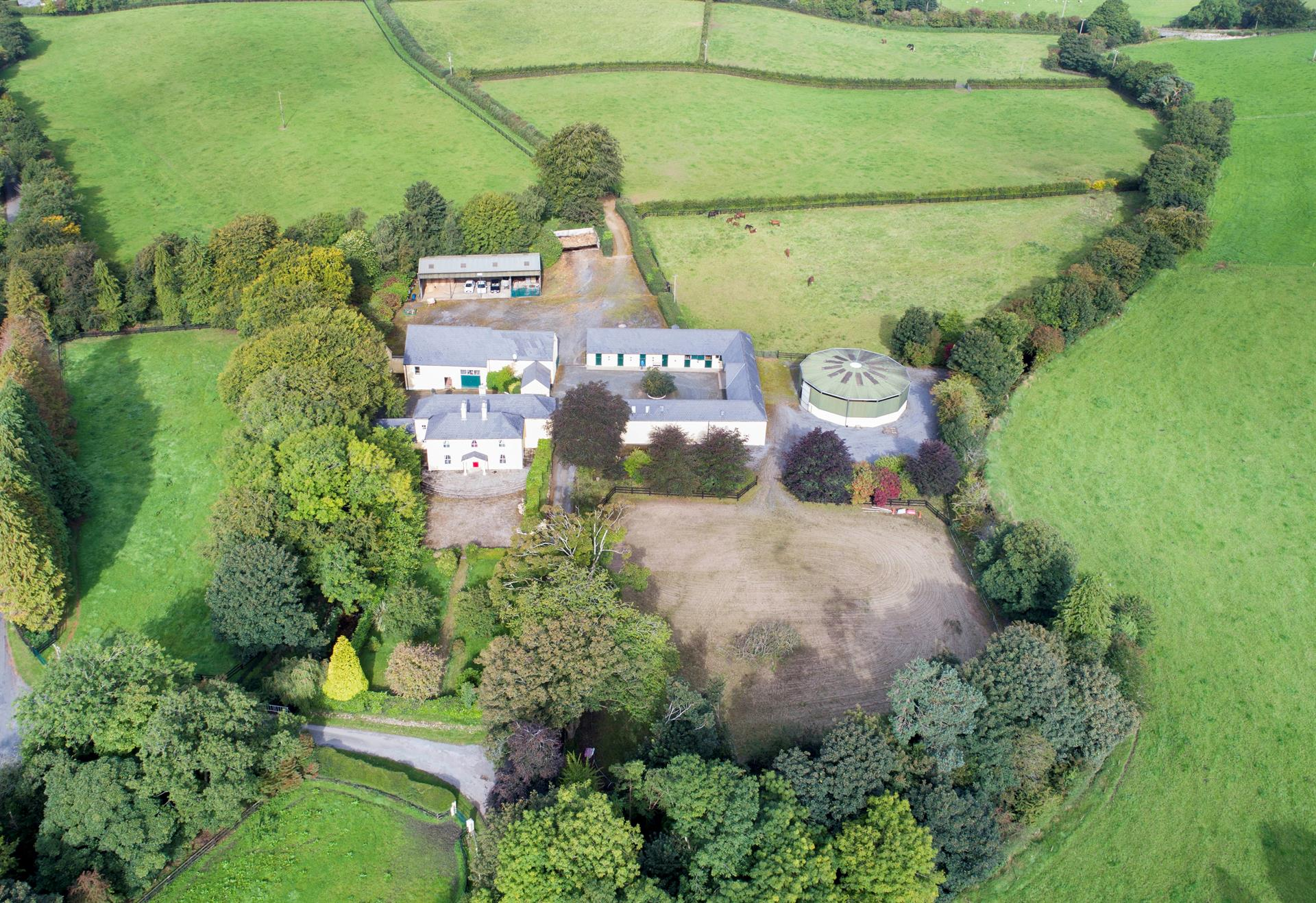 Awesome Horse Property For Sale At Wexford, Ireland