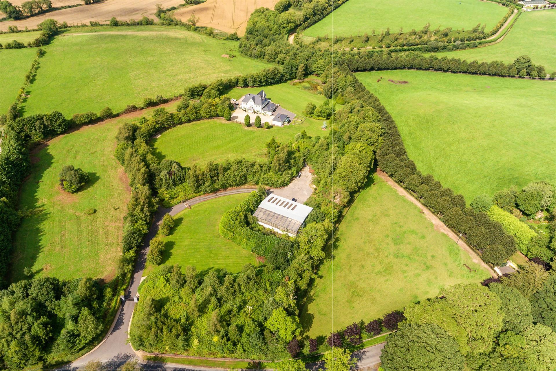 Beechmount Mullacash Naas County Kildare A Luxury Home