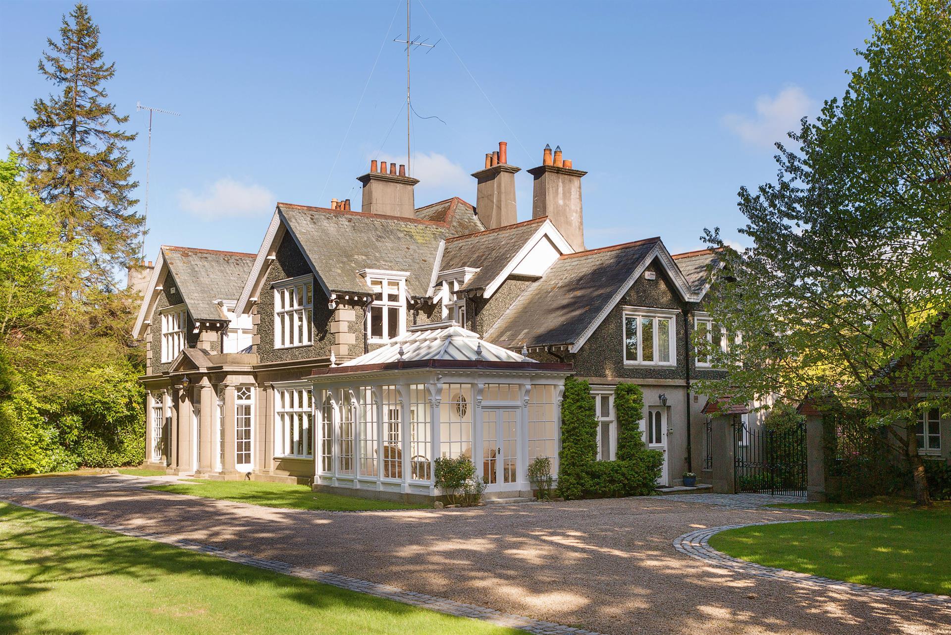 Immobilier De Luxe Maisons Et Appartements A Vendre A Irlande