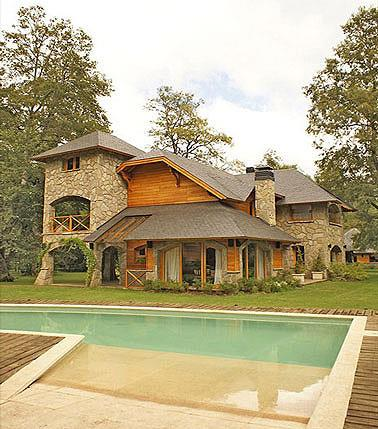 Quila Quina National Park Lanin A Luxury Home For Sale In San Martin De Los Andes Neuquen